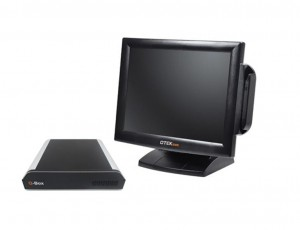 Terminal POS Mini PC M842MC + monitor  POS M437